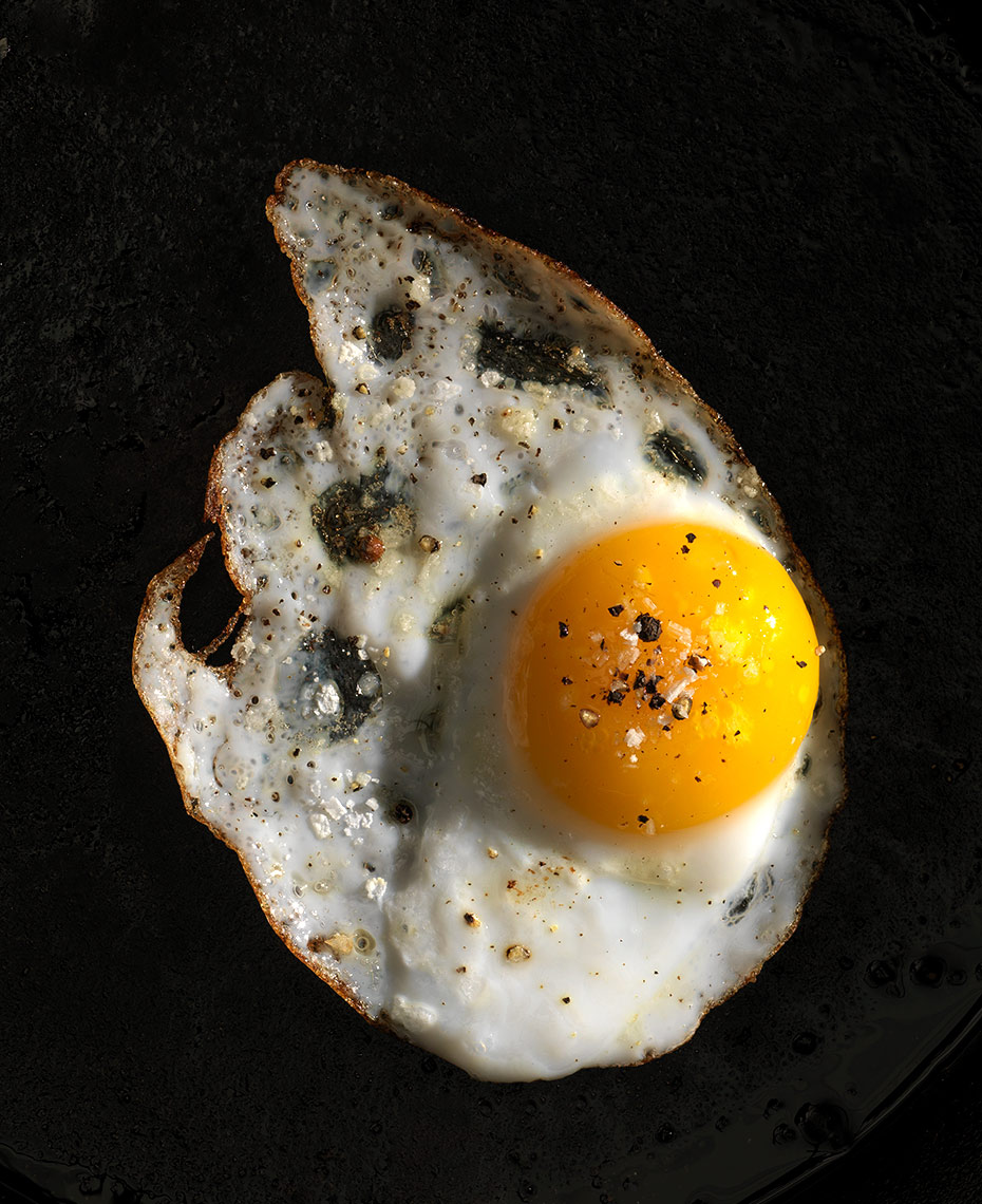 Egg Photograph by Boston Food and Drink Photographer Scott Goodwin